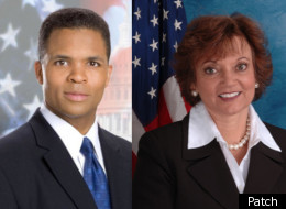 Democratic primary rivals U.S. Rep. Jesse Jackson Jr. and former congresswoman Debbie Halvorson are facing off in Illinois's 2nd Congressional District.