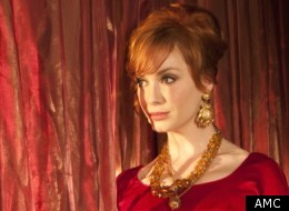 Christina Hendricks talks