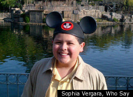 Sophia Vergara, Who Say