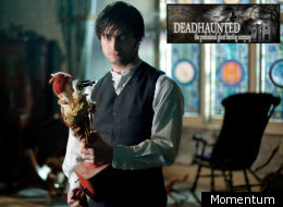 Daniel Radcliffe in 'The Woman In Black'