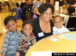 Detroit 4 Detroit is still looking for a citizen philanthropist to match with the K-3 Little Engineers program, a project of the Detroit Area Pre-College Engineering Program (DAPCEP) that gives several kindergartners the chance to be in a three-year engineering program.