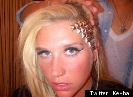 Would you do this to your hair like singer Ke$ha?