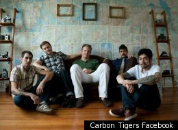 Chicago band Carbon Tigers.