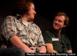 Nadia Chaudhury for Warming Glow