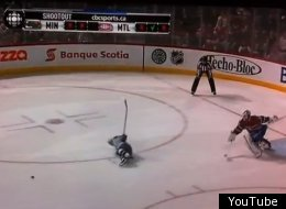 This might go down as the worst shootout attempt ever.