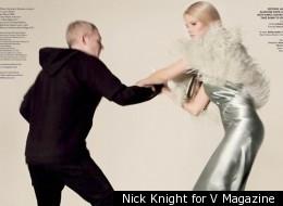 Nick Knight for V Magazine