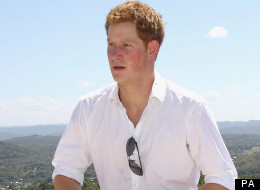 Prince Harry Continues His Tour After Spending The Weekend In Belize