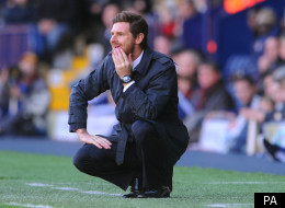 AVB has been sacked as Chelsea manager