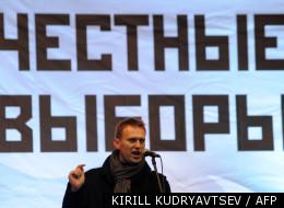 Alexei Navalny, blogueur anti-Kremlin