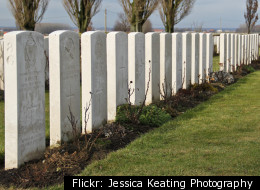 Richard Spender died in World War I