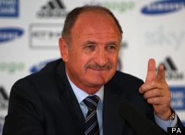 Luiz Felipe Scolari sympathises with the recently departed Andre Villas-Boas