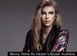 Benny Horne for Harper's Bazaar Australia
