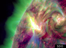 X1 Solar Flare of March 5, 2012