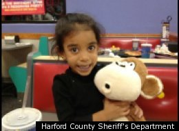 Harmony's parents learned their daughter was missing after a television news report that she was found in a Chuck E. Cheese
