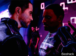 Mass Effect 3's Commander Shepard Is Out And Proud