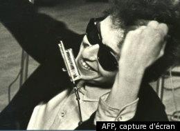 AFP, capture d'écran