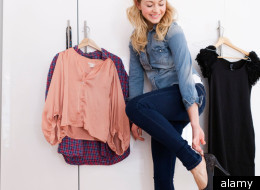 Do a closet audit and get organized!