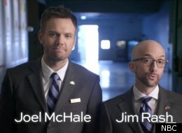 Joel McHale & Jim Rash lead NBC tours in new