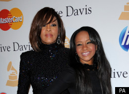 Whitney Houston left eveything to her daughter Bobbi Kristina