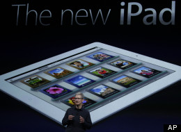 New iPad: All The Features Plus UK Prices