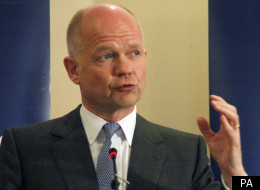 William Hague has warned MPs of the