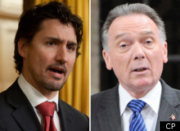 Justin Trudeau said he's glad he swore at Environment Minister Peter Kent because it brought attention to the government's decision to exclude opposition party MPs from attending the Durban climate conference. (CP)
