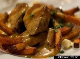La poutine au foie gras du Pied de Cochon, à Montréal.