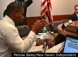 """State Rep. Holder-Winfield authored the law that requires low-performing schools to create """"school governance councils"""" made up of seven parents, five teachers and two community leaders, all elected to their posts, to advise principals on school policy."""