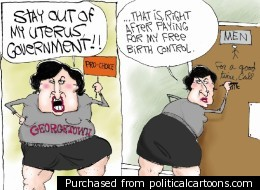 Purchased from politicalcartoons.com