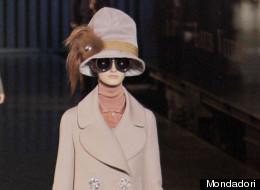 Défilé Louis Vuitton automne-hiver 2012-2013 prêt-à-porter Paris
