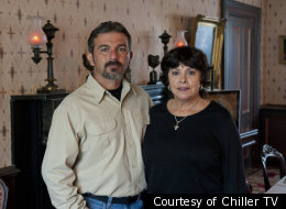 Christopher Lutz lived through the real-life 'Amityville Horror,' while Lucille Hermann experienced the poltergeist attack that inspired the 1982 movie.