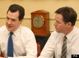 Clegg Will Urge Osborne To Tax The Wealthy More In The 2012 Budget Next Week