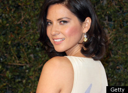 Olivia Munn responds to fake nude photos
