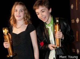 La soirée de gala des Jutra 2012 en photos.
