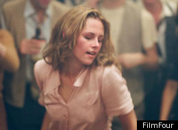 Kristen Stewart lets loose in 'On The Road'