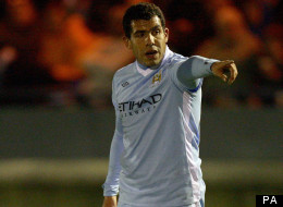 Tevez has played two games for City's reserves since returning from Argentina
