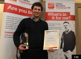 Jonathan Millican, 19, Wins GCHQ Cyber Security Champion Award