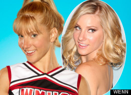 There has been no comment as yet from Heather Morris or her 'people'