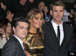 Jennifer Lawrence, Josh Hutcherson, Liam Hemsworth and Miley Cyrus were all at 'The Hunger Games' premiere in LA