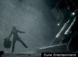 'Prometheus' will be in cinemas on 1 June 2012