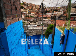 Art project hopes to change the way the community sees the favela