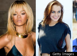Celebrities that have done everything with their hair -- good and bad.
