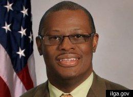 Illinois Rep. Derrick Smith.