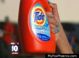 Officials report an increase of Tide thefts around the country.
