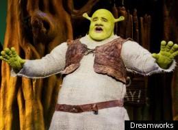 Shrek, la comédie musicale, est présentée du 14 au 18 mars 20012 à la Place des Arts.
