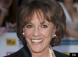 Esther Rantzen claims that 'X Factor' was all her idea, and Simon Cowell thanked her for it with a meal