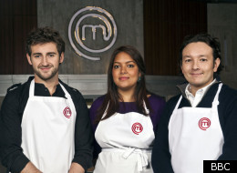The MasterChef finalists