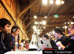 The Sweat Lodge: 'Idea guys' turned programmers recall the process of learning to code.