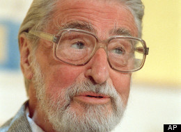 Dr. Seuss, the author of <em>The Cat In The Hat</em>.