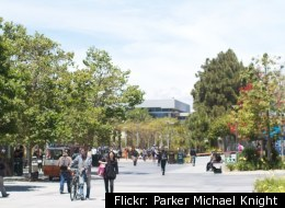 Under a new controversial plan, Santa Monica College, depicted here, will begin offering courses that are five times more expensive for students who can afford them.